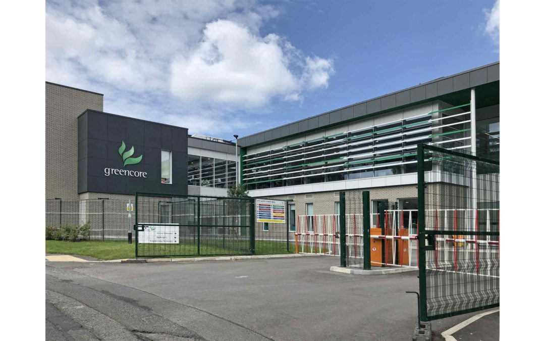 Greencore Centre of Excellence