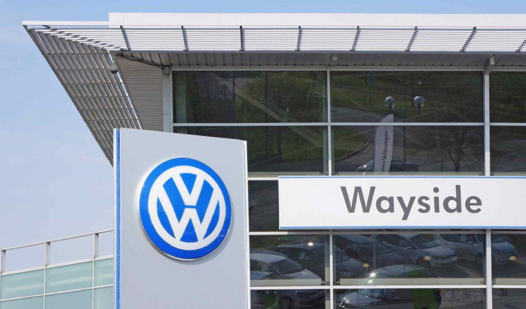 Kingston Car Dealerships >> VW Showroom - Kingston - pHp architects