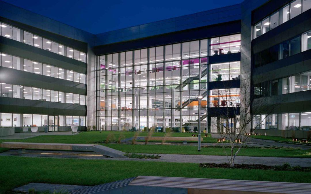 Volkswagen Financial Services Head Office