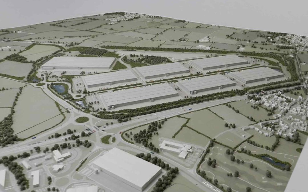 Northampton Gateway granted Planning